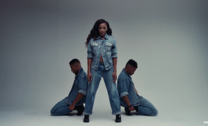 Dawn Richard unveils new single 'James Dean' in steamy double-video