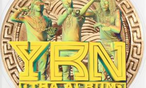 Marvel at Migos' 3D cover art for YRN: Tha Album