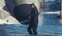 Watch the first music video created in the Grand Theft Auto V editor
