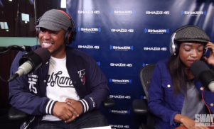 Watch Little Simz's killer freestyle on Sway In The Morning