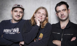 Modeselektor curate Dour Festival stage and prep live collaboration with Siriusmo