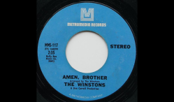 Give something back to one of the men behind the Amen break