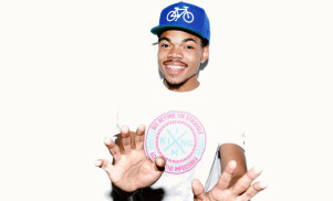 Chance the Rapper's album features Andre 3000 and Frank Ocean, and he's not moving in with James Blake anymore
