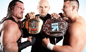 Billy Corgan joins TNA Wrestling as senior producer of creative and talent development