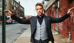 Diplo steals artwork, responds with misogynistic taunts