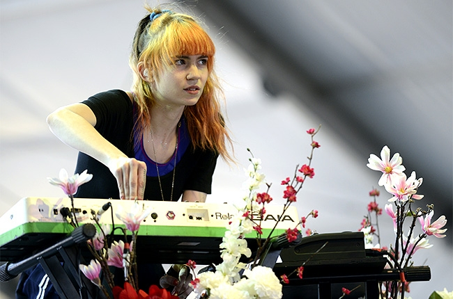 Grimes sets record straight on lost album for Claire nevers wikipedia