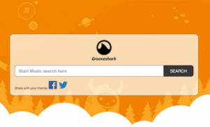Grooveshark clone surfaces one week after original website is shut down