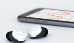 These wireless earbuds let you customise the frequencies you hear
