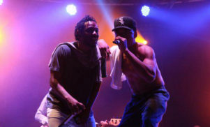Chance The Rapper brings out Kendrick Lamar at Chicago's TIP Fest