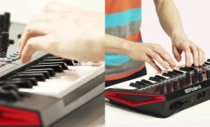 New Roland hybrid synthesizer and Korg sequencer revealed at NAMM
