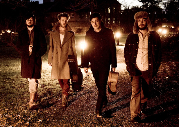 "Mumford & Sons slam ""plutocrats"" behind Tidal streaming service"