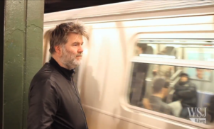 """James Murphy teams with Heineken for subway music project, MTA says """"we can't and won't do it"""""""