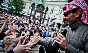 Omar Souleyman announces Bahdeni Nami LP, feat. Four Tet, Modeselektor and more