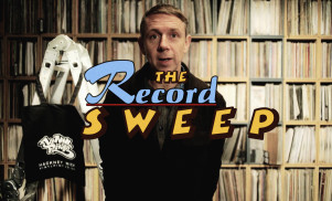 The Record Sweep: Gilles Peterson