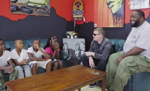 Watch Run The Jewels talk politics with a group of Atlanta schoolchildren
