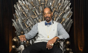 "Snoop Dogg watches Game Of Thrones for ""historic reasons"""