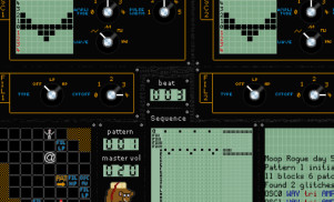 Play this hybrid of an RPG and a synthesizer in your browser