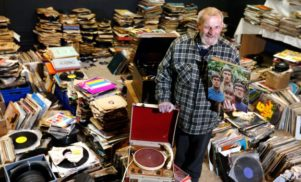 Elderly New Zealander forced to sell lifetime's collection of thousands of vinyl records