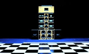 James Murphy and 2ManyDJs bring their Despacio soundsytem to London's Roundhouse