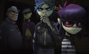 Damon Albarn to start recording new Gorillaz album in September
