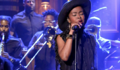 Watch Lauryn Hill perform 'Feeling Good' on The Tonight Show