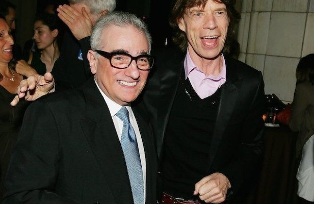 Martin Scorsese And Mick Jagger Unveil Record Label Tv