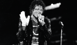 One of Michael Jackson's white gloves up for auction