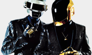 Watch a young Daft Punk play 'Da Funk' at a house party