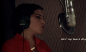 Watch Amy Winehouse recording 'Back To Black' in the studio with Mark Ronson