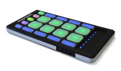 Livid launches wireless, pocket-sized MIDI controller, Minim