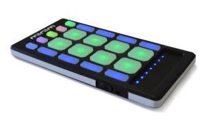 Livid launches wireless, pocket-sized MIDI controller, Minim