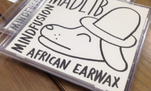 Madlib joins Mixcloud, uploads new Mind Fusion mixtape African Earwax