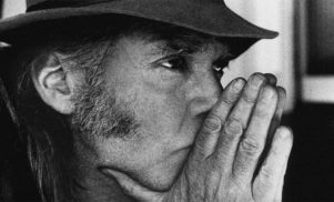 Neil Young is finished with streaming