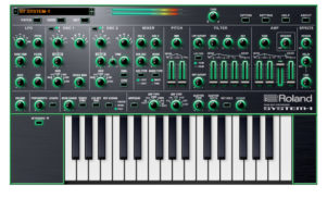 Roland's AIRA System-1 keyboard now has a software version