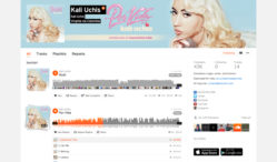 SoundCloud rolls out navigation improvements and header images to profiles