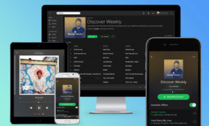 Spotify now builds a weekly playlist based on your listening habits
