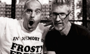 Listen to a selection of classic rap moments from Stretch & Bobbito's radio show