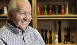 Drumstick maker Vic Firth dies aged 85