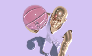Basketball meets butoh in hyperreal video for Beat Detectives' 'Three Pointer'