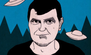 FACT mix 509: Flying Saucer Attack