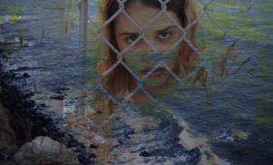 Watch Tommy Genesis and Abra's oceanside playdate in 'Hair Like Water Wavy Like The Sea'
