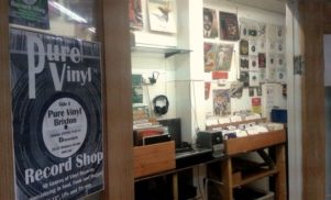 Pure Vinyl record shop opens in Brixton