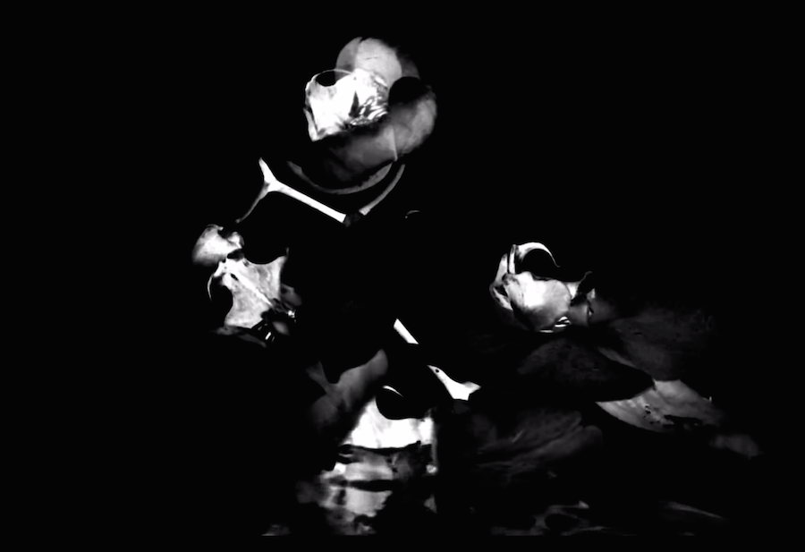 Discover the grim drones of Ryo Murakami with the terrifying video for 'Wall'