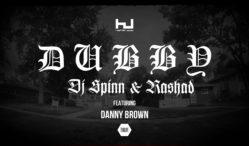 Watch DJ Rashad footwork in the video for DJ Spinn's 'Dubby', featuring Danny Brown