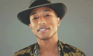 Pharrell requires framed picture of Carl Sagan on tour rider