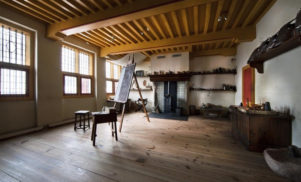 Jeff Mills to record music live in Rembrandt's House