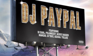 DJ Paypal has Sold Out on new double-EP for Brainfeeder
