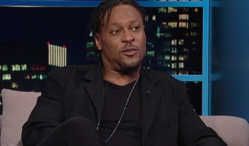 Watch D'Angelo's first television interview in over a decade