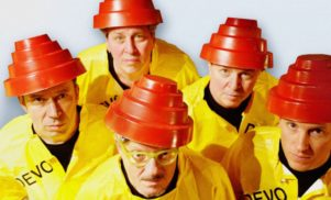 "Devo's Jerry Casale says his Twin Towers wedding cake was a ""set-up"""