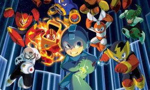 Mega Man feature film in development by 20th Century Fox.